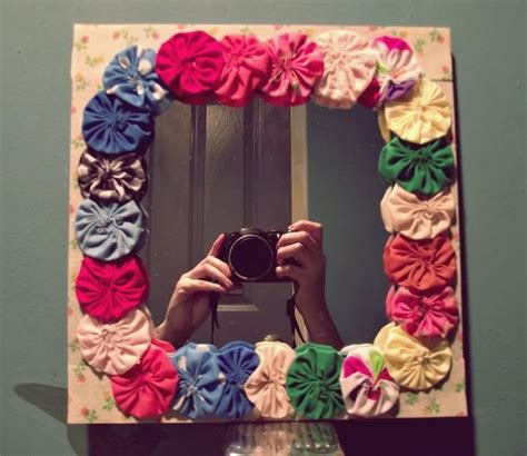 Simple Handmade Decorations - simple handmade mirror decorations just imagine daily