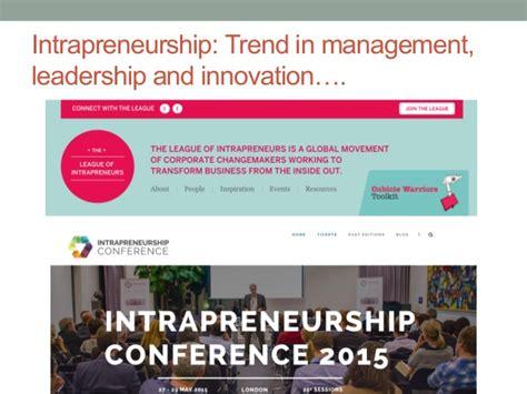 Mba In Innovation And Intrapreneurship by Procesos Intraemprendedores Mondragon Team Academy En Mba