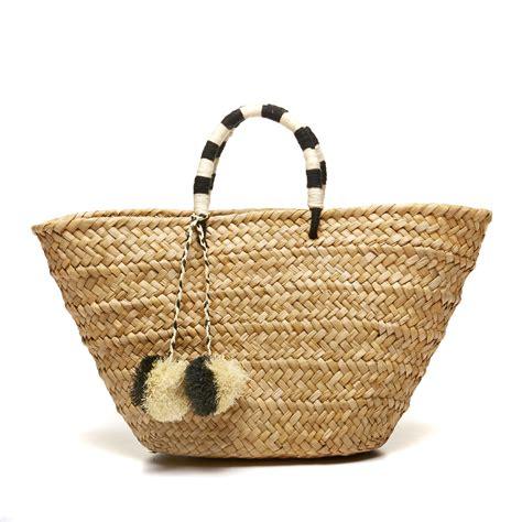 soludos kayu black white st tropez bag in black save 21