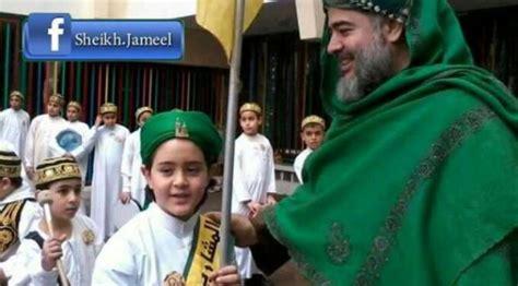 pemeran film nabi muhammad heboh beredar foto foto diklaim cicit nabi muhammad saw