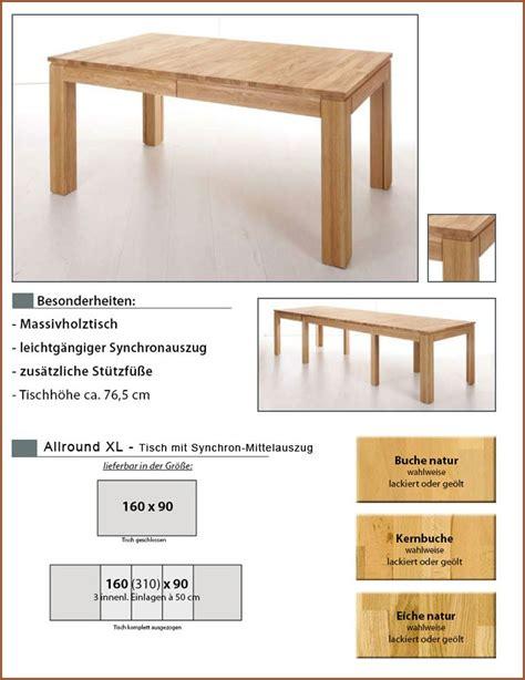Esszimmer Le Richtige Höhe by Esstisch H 246 He Bestseller Shop F 252 R M 246 Bel Und Einrichtungen
