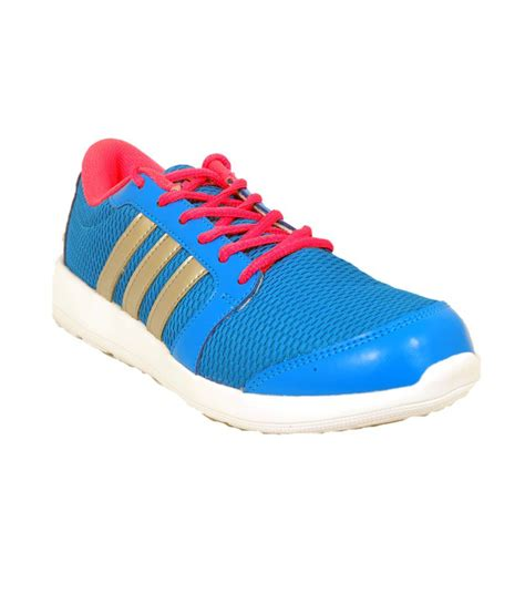 blue adidas running shoes adidas altros blue running shoes price in india buy