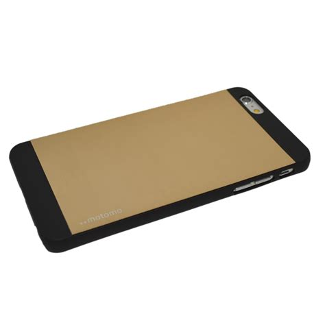 Motomo Hardcase Iphone4 goud motomo aluminium hardcase iphone 6 plus qualitycases