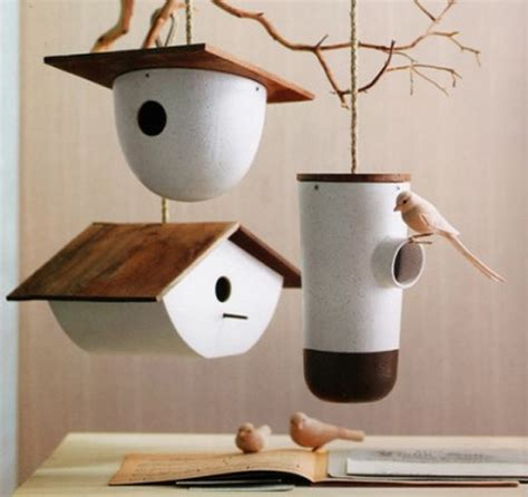 cute bird houses designs 10 the most cool and cute bird houses and feeders digsdigs