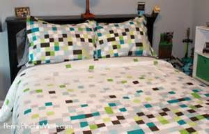 Minecraft Bedding Sets How To Create A Minecraft Bedroom