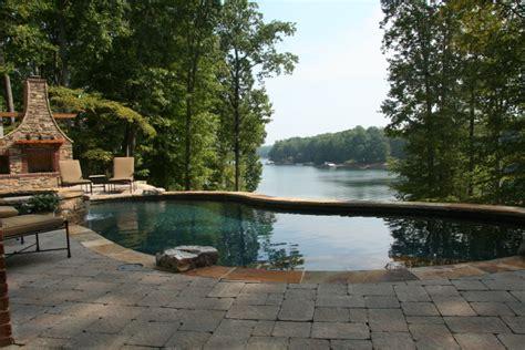 swimming pool builders mooresville nc lake norman
