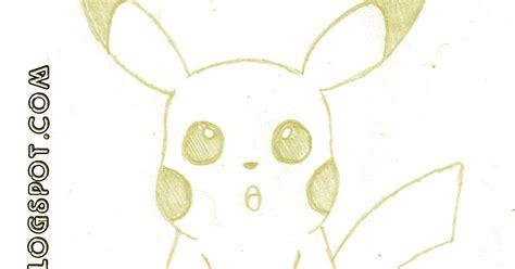 tutorial menggambar digital cara menggambar pikachu manga council