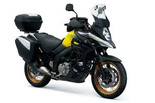 Suzuki Vstrom 2017 Suzuki V Strom 650 And 1000 Get Updated Autoevolution