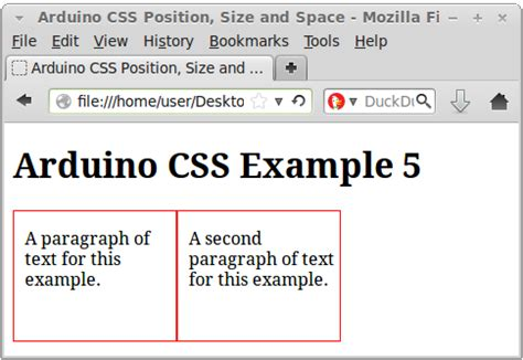 floating div css css for positioning sizing and spacing