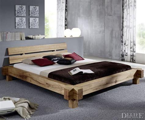 schlafzimmer holzbett 17 best images about betten on madeira