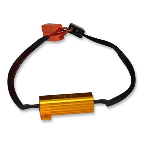 50w resistor flashtech h7 50w resistor harness