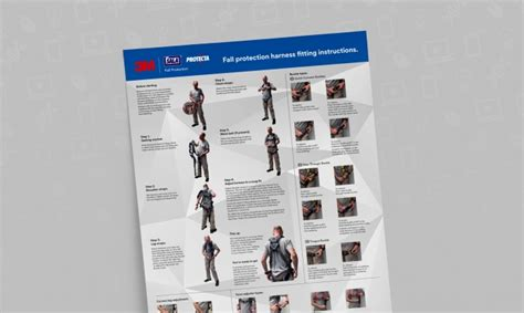 fall protection card template fall protection posters cards chemical code limited