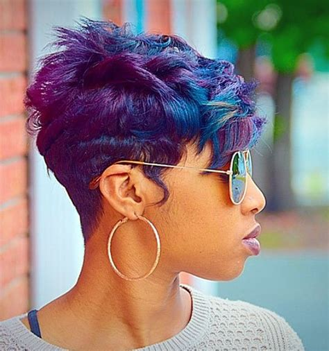 25 Cool African American Pixie Haircuts for Short Hair   Styles Weekly