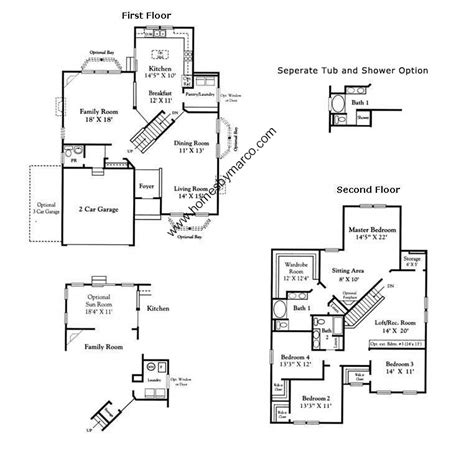 homes by marco floor plans 3202 model in the fairfield way subdivision in montgomery
