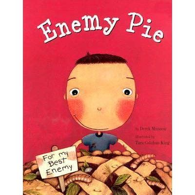 enemy pie by derek munson — reviews, discussion, bookclubs