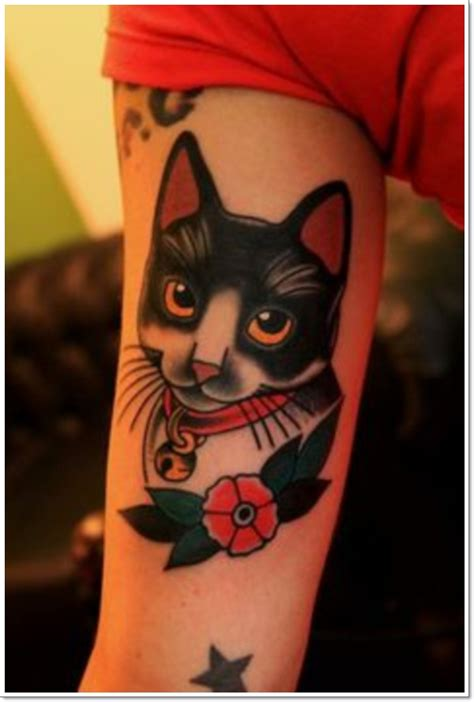 cat tattoo in hand cute cat tattoo on hand tattoo ideas pictures tattoo