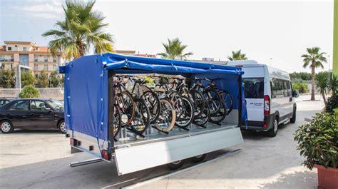 carrello porta per bicicletta carrello rimorchio per biciclette corato