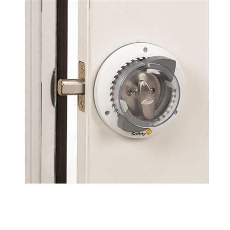 Door Knob Child Lock by Jet Safety 1st Secure Mount Deadbolt Lock