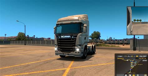 what is the truck scania streamline truck truck simulator mod