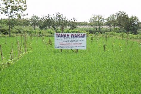 meski tanpa sertifiakat tanah wakaf terikat hukum islam