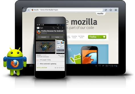 mozilla for android firefox android firefox