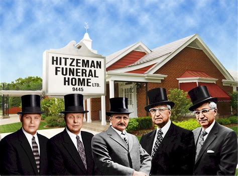our history hitzeman funeral home cremation services