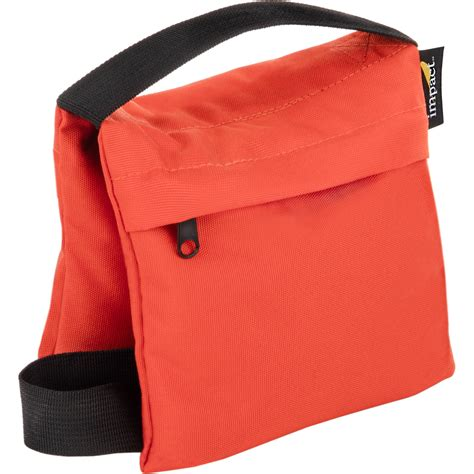 B Lb Orange impact saddle sandbag 5 lb orange sbf o 5 b h photo