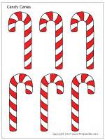 candy canes printable templates amp coloring pages