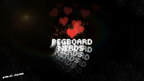Pegboard Nerds Wallpaper