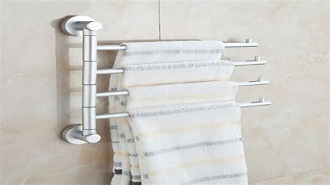 Towel Rack Ideas For Bathroom by Bathroom Towel Rack Wall Mounted Towel Racks For
