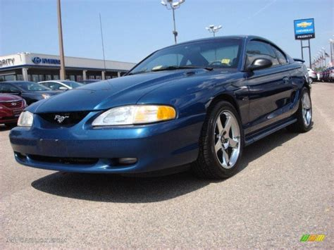 1998 Ford Mustang Gt by 1998 Ford Mustang Gt Colors