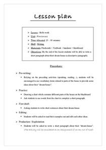 Essay Writing Lesson Plans by Lesson Plan Writing Five Paragraph Essay