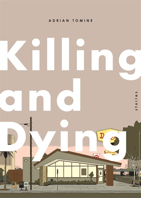 killing and dying by adrian tomine review