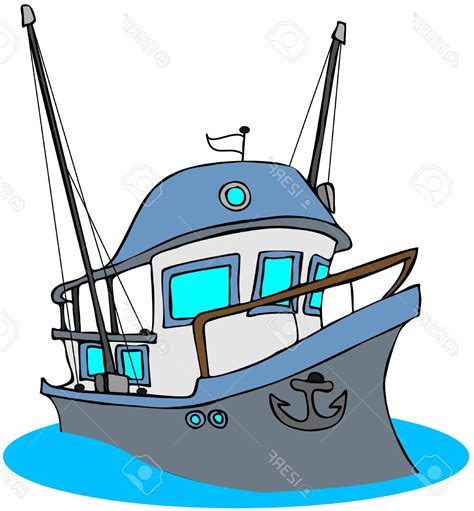 cartoon fishing boat clipart top 10 fishing boat clipart cartoon cdr vector art library