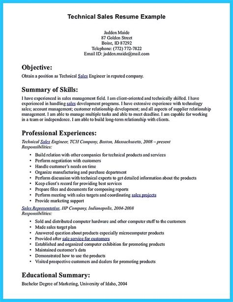 resume sles with references 17 best ideas about sales resume on marketing