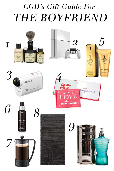 9 Amazing Gifts To Get Your Boyfriend This Christmas   Career Girl Daily