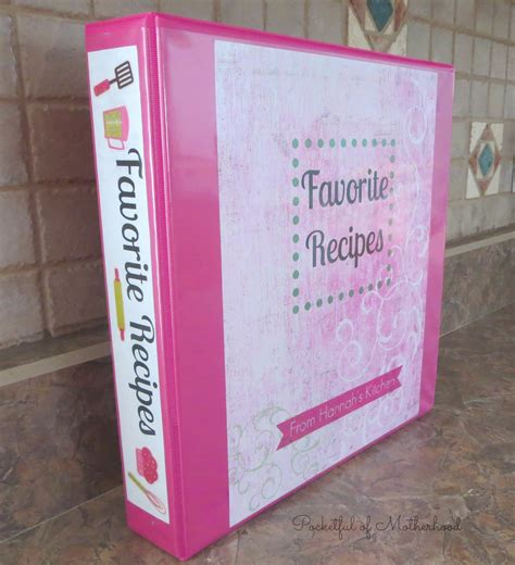 recipe binder templates 301 moved permanently