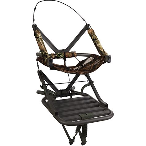 miniature tree stand summit mini viper sd climbing treestand aluminum 20x32in 18lbs mossy oak