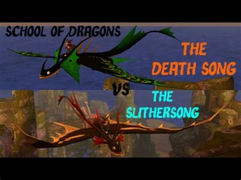 songs of a dead sod the death song vs slithersong youtube