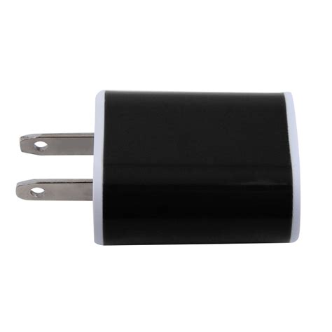 Travel Charger All New 1a Iphone 5 universal 5v 1a ac usb power adapter us home wall