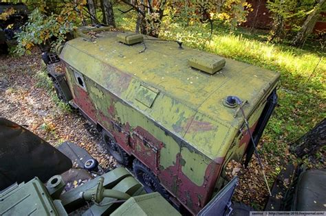 Lot Of The Machines Were Dismantled Or Conserved At Special Bases | abandoned base of soviet military equipment 183 russia