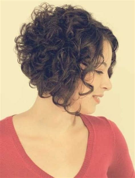 short hair cuts for natural curly hair front and back views 15 curly hairstyles for 2018 flattering new styles for