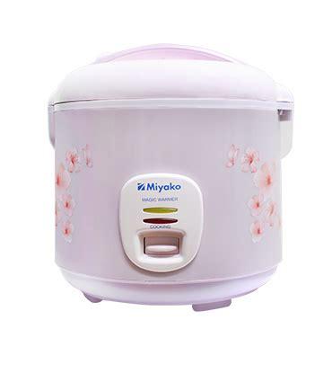 Miyako Rice Cooker Mcm 509 1 8 L product miyako