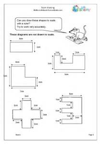 scale drawings worksheet worksheets for toribeedesign