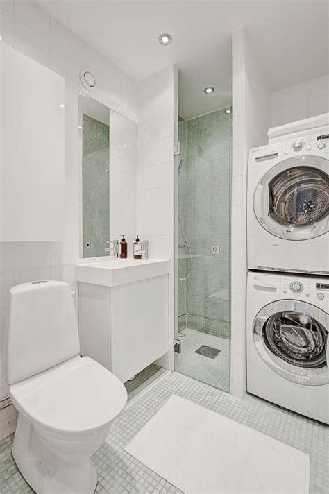 shower  laundry machine side  side home decor