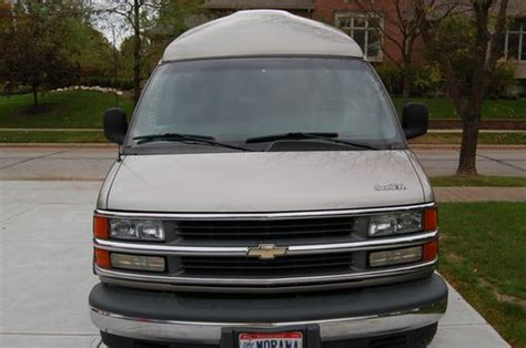 chevrolet express luxury buy used 2002 chevy express luxury conversion fully