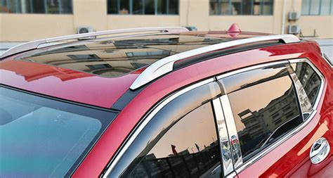 nissan rogue factory roof rails factory style roof rack side rails bars for nissan rogue x