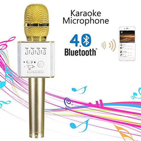 Micro Usb 35mm Mini Singing Karaoke Microphone Mic Smartphone Tablet learn more about mifanstech q9 mini wireless microphone portable handheld cellphone karaoke