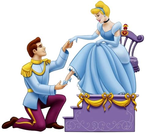 cinderella and prince charming clipart 62