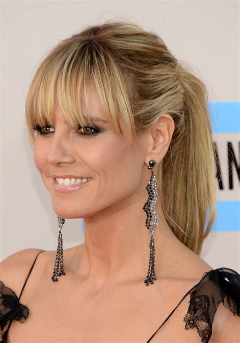 danglers hair extensions heidi klum dangling earrings heidi klum jewelry